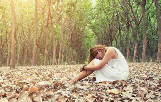 stressz az erdőben