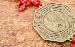 yin yang daoyin medal